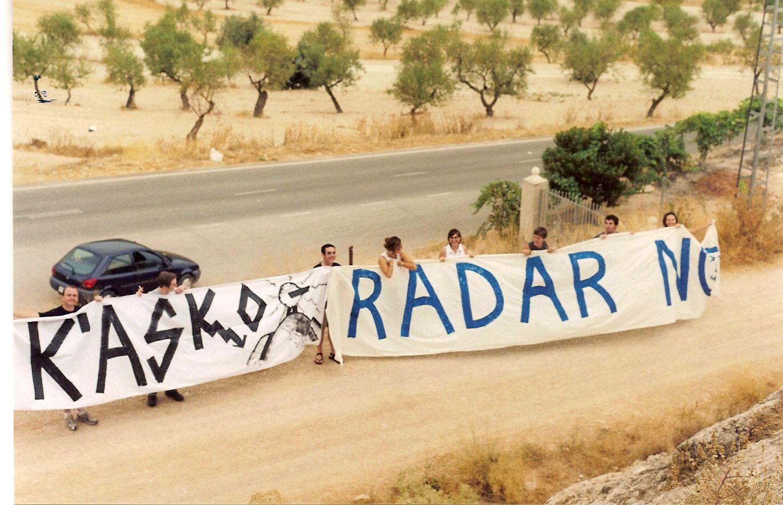 Volta Ciclista a Espanya i preparatius Radar NO