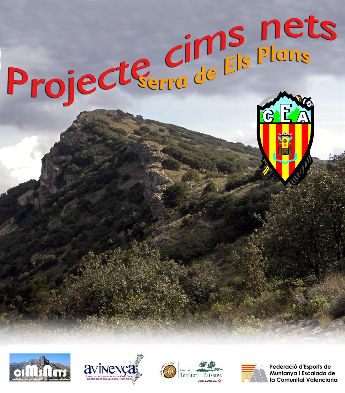 Projecte Cims Nets del Centre Excursionista d'Alcoi (CEA)