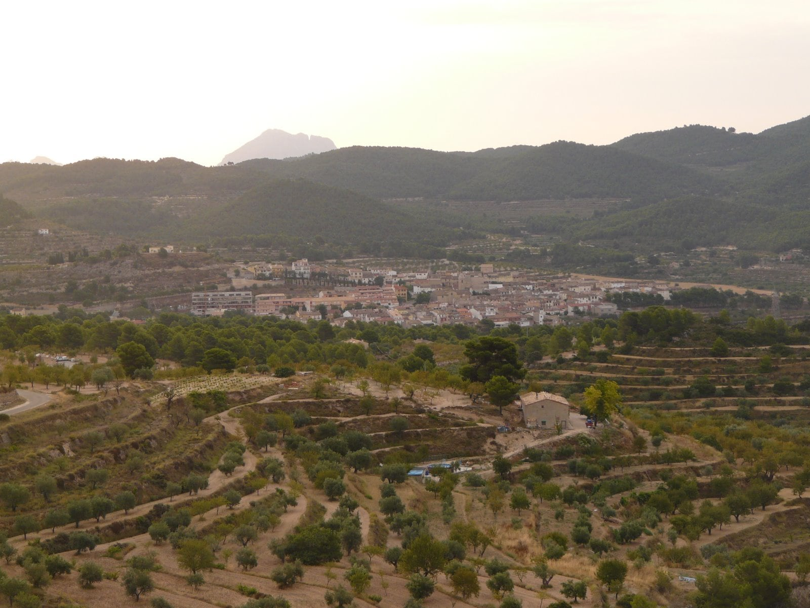 La Torre de les Maçanes, paradís per als senderistes