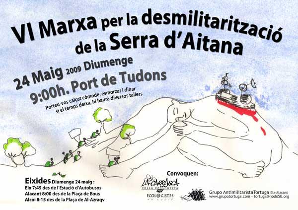 Grup antimilitarista Tortuga