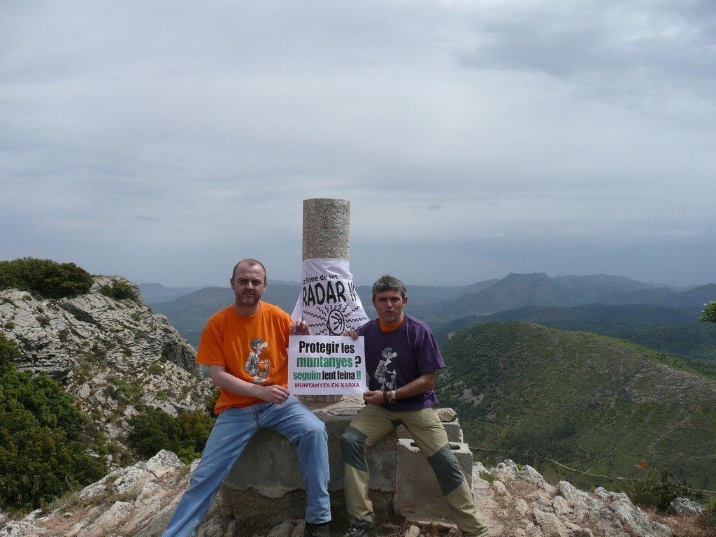 Muntanyes en Xarxa 2009 – Els Plans (1.330 m)