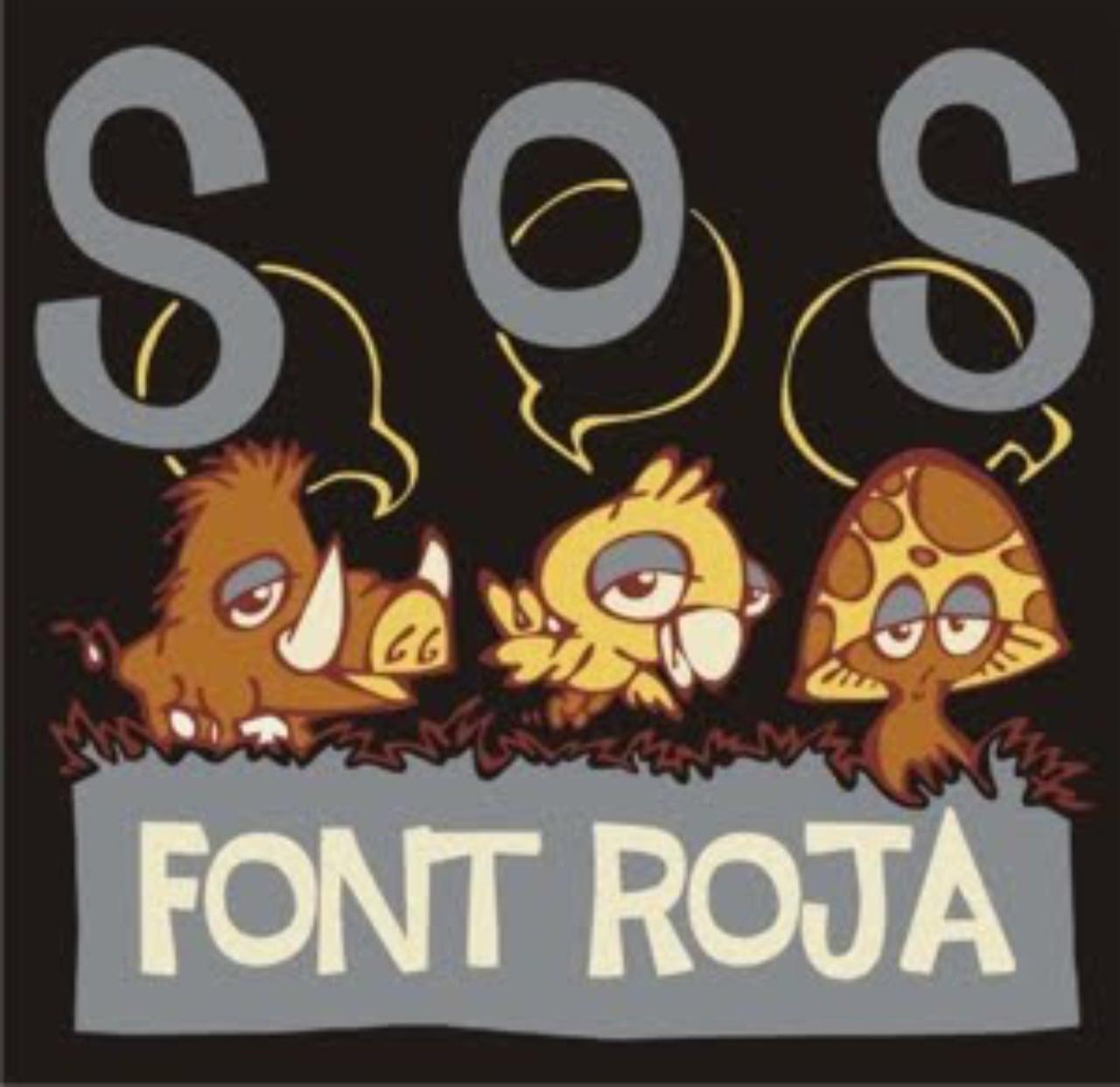 SOS Font Roja: ciberacció i nous materials