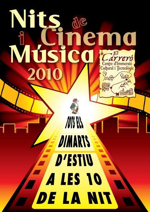 Nits de Cinema i Música 2010