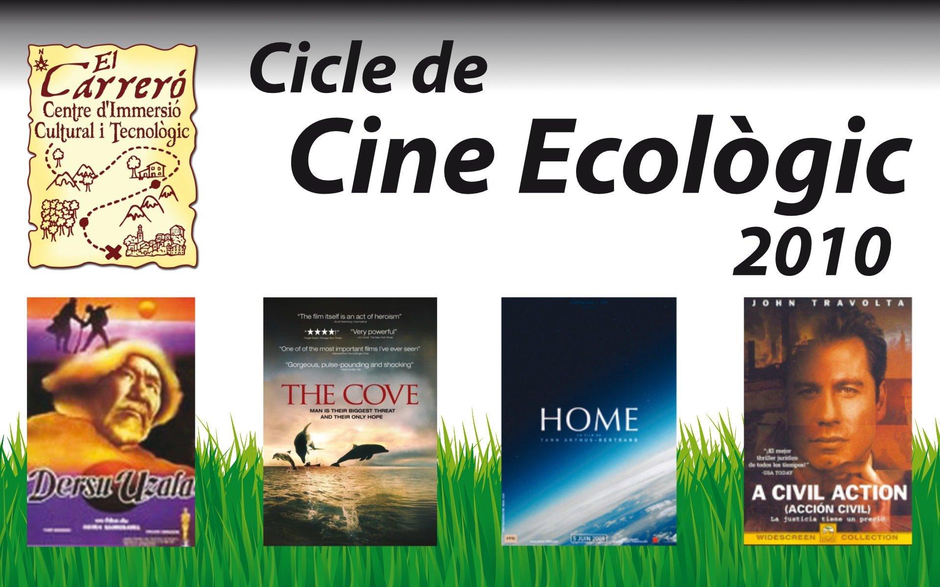 Cicle de Cine ecològic al Carreró