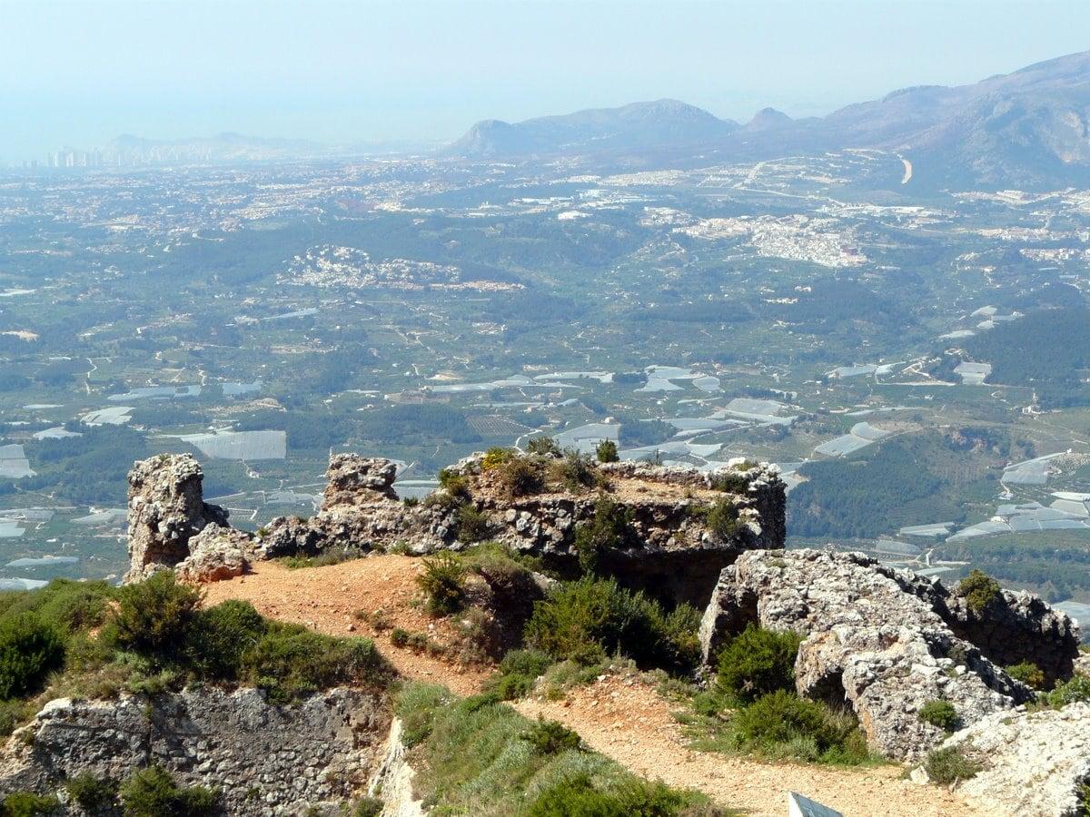 El Ayuntamiento tramita un plan en la Sierra de Bèrnia anulado por el TSJ