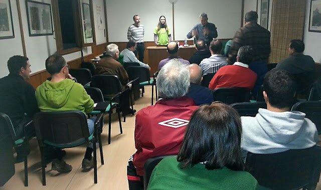 Conferència sobre el foc a Énguera