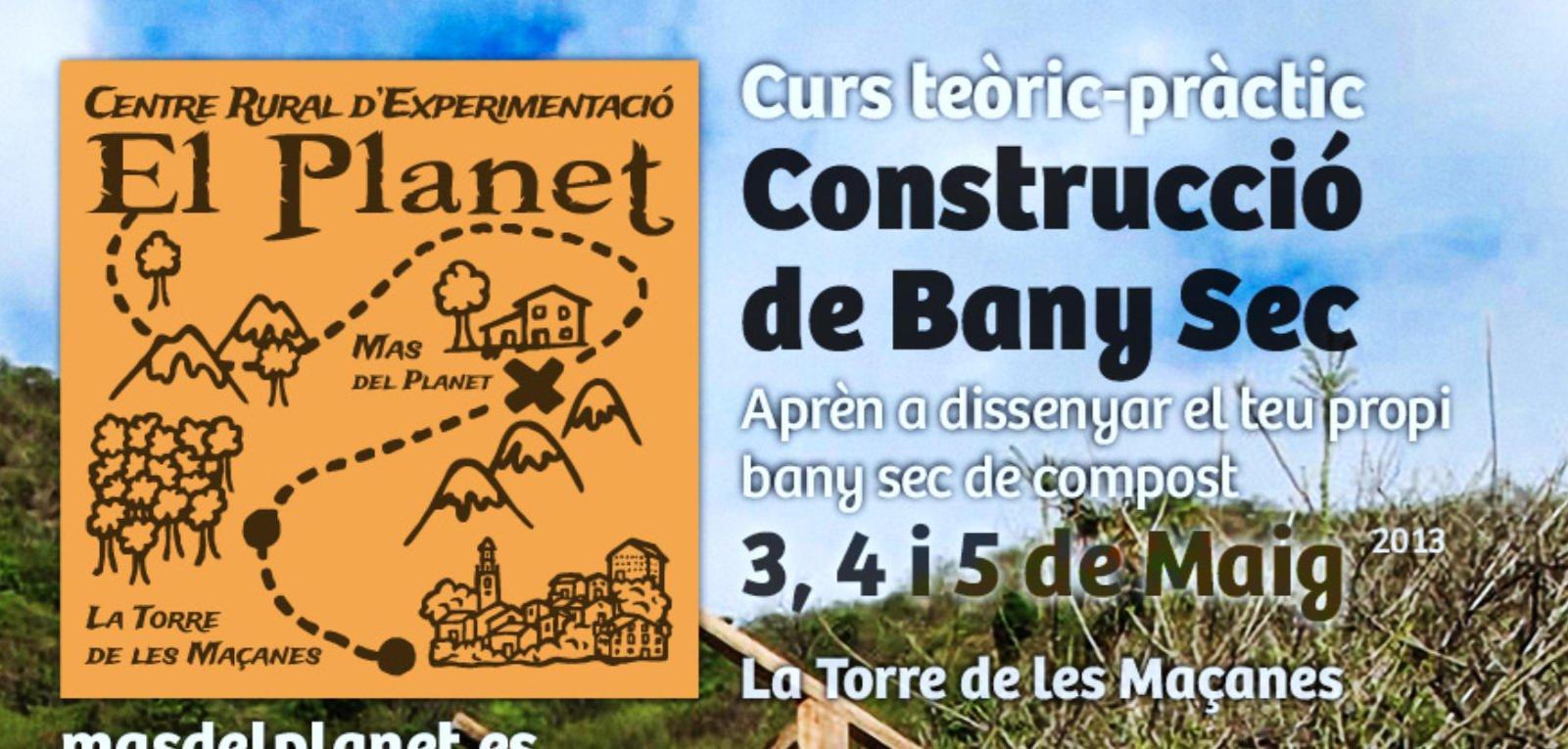 Taller de construcció de bany sec de compost