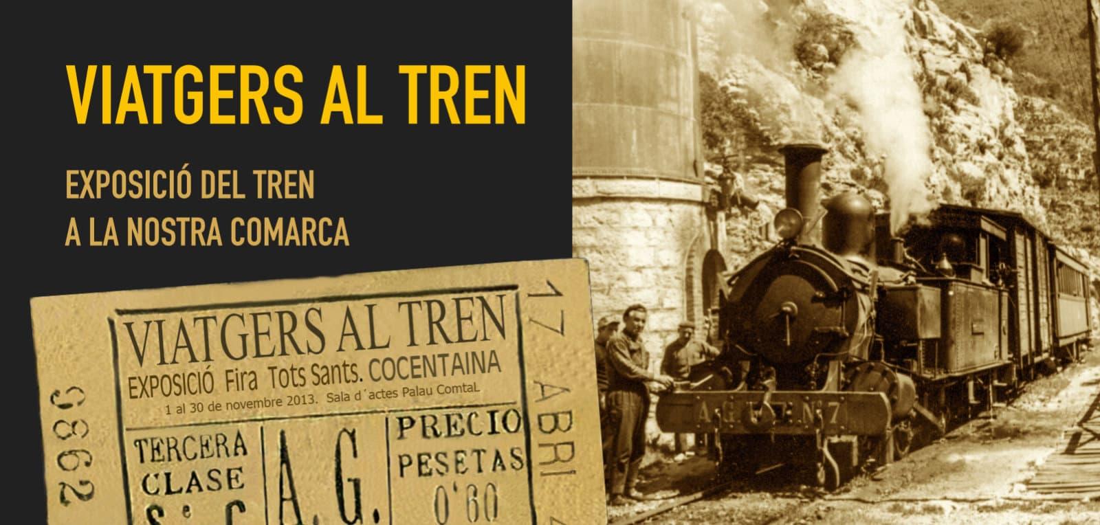 Viatgers al Tren