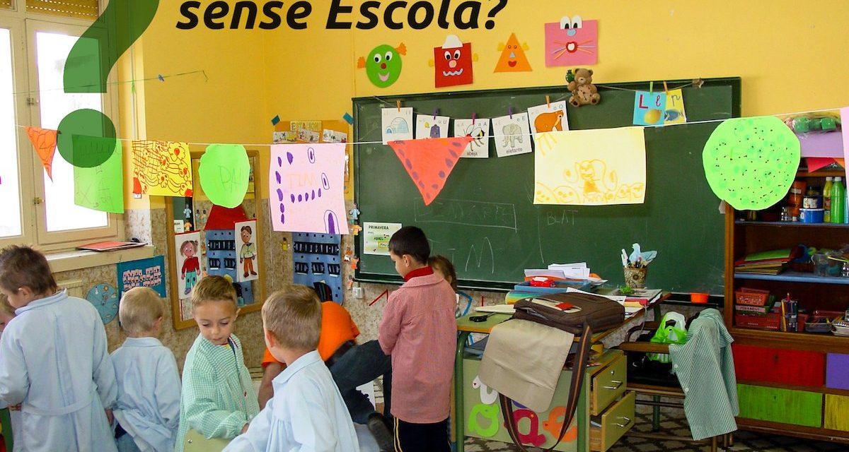 Quin és el futur d'un Poble sense Escola?