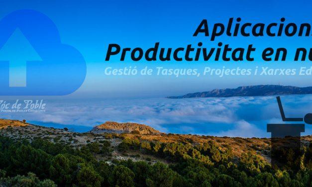 Aplicacions de Productivitat