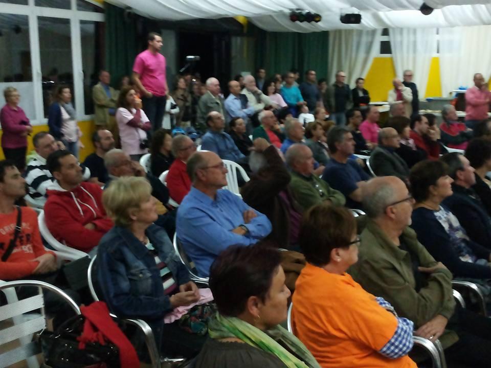Assemblea fi del Pla Eòlic Valencià a Benillup