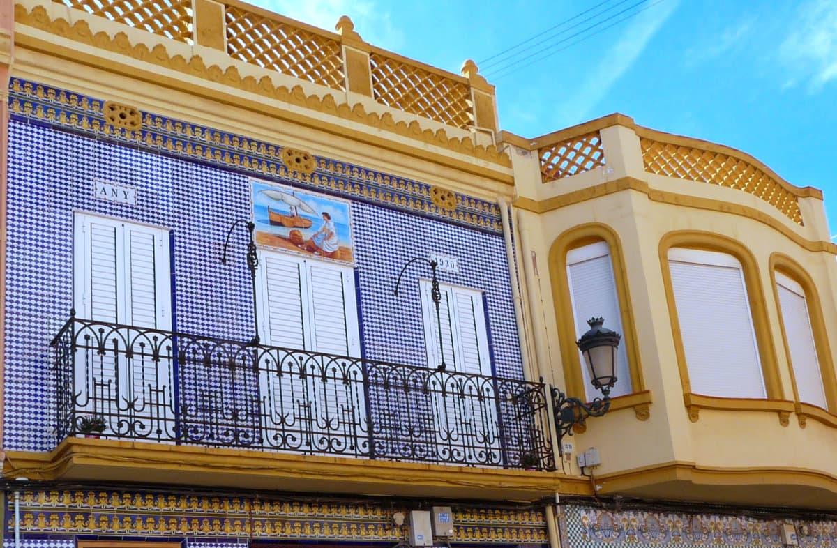 El Camí. València – El Cabanyal – Alboraia