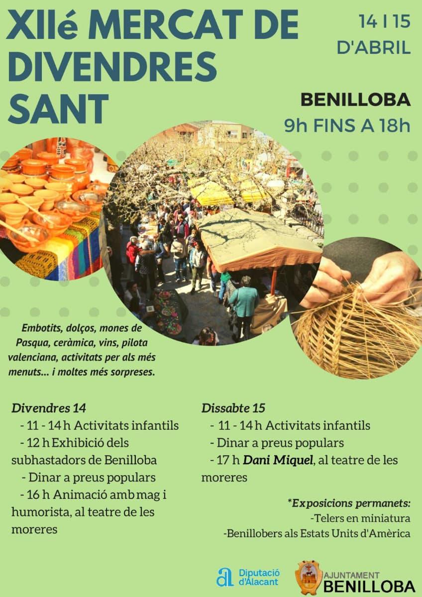 Fireta de Benilloba 2017