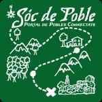 Logo Sóc de Poble. Portal de Pobles Connectats