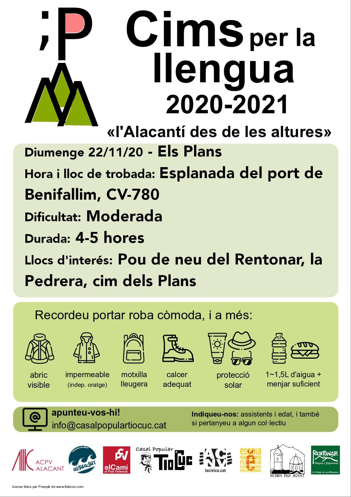 Cims per la llengua 2020-2021