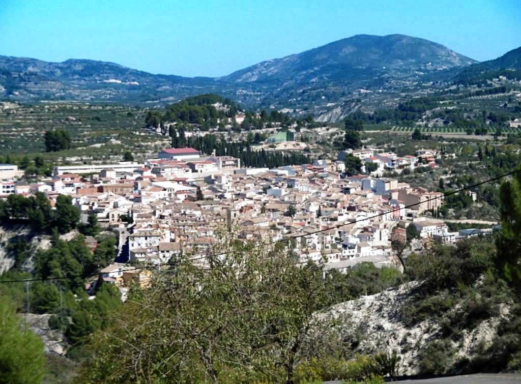 Caminada pel Comtat: de Benilloba a Gorga