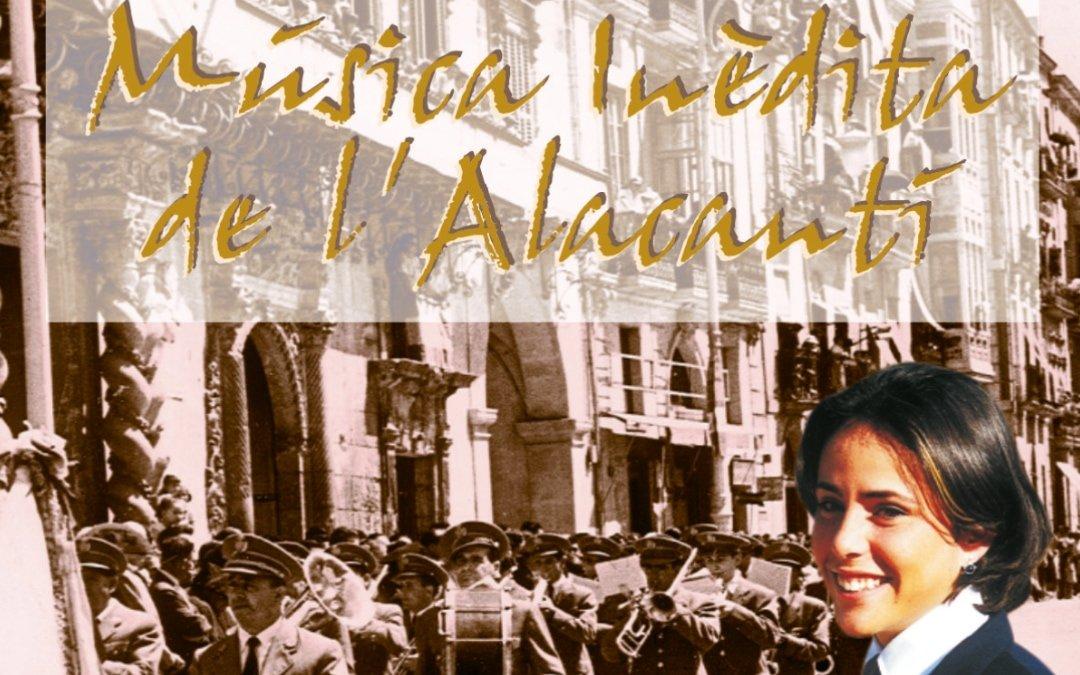 Música Inèdita de l'Alacantí