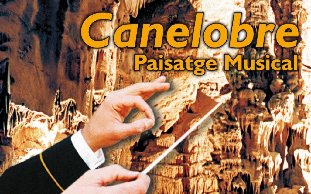 Portada Canelobre, Paisatge Musical