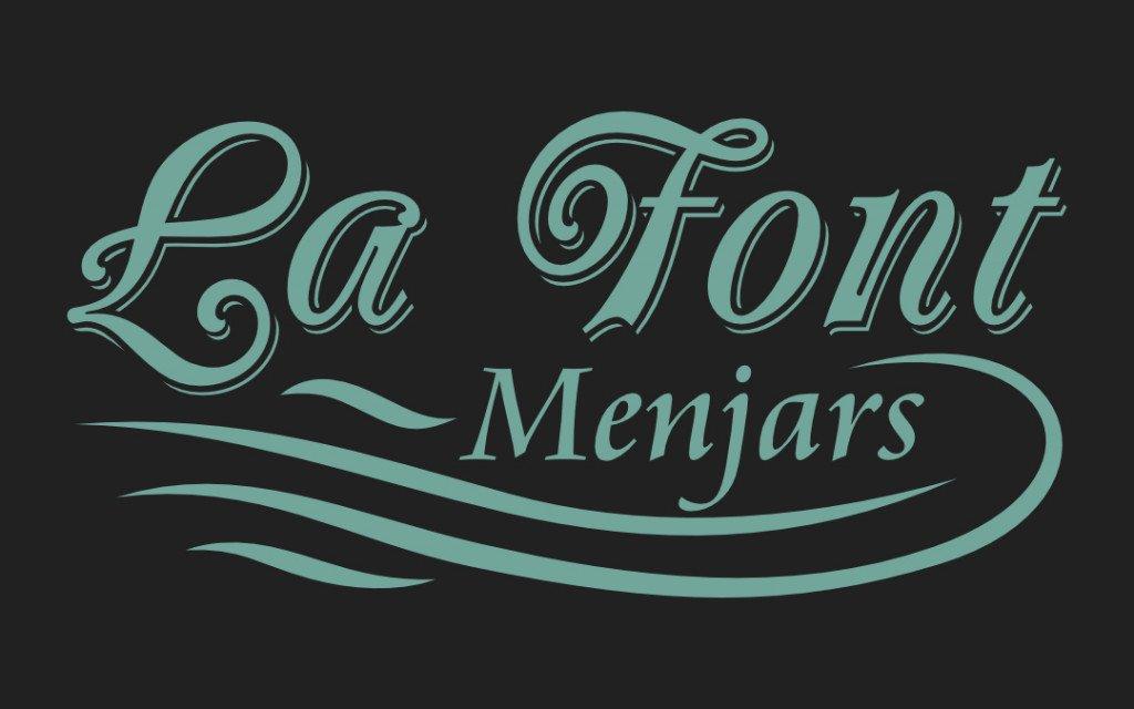 Logo La Font, Menjars